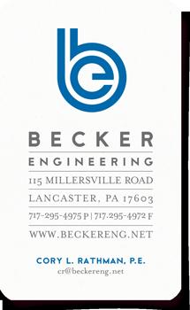 Becker Engineering, Millersville PA